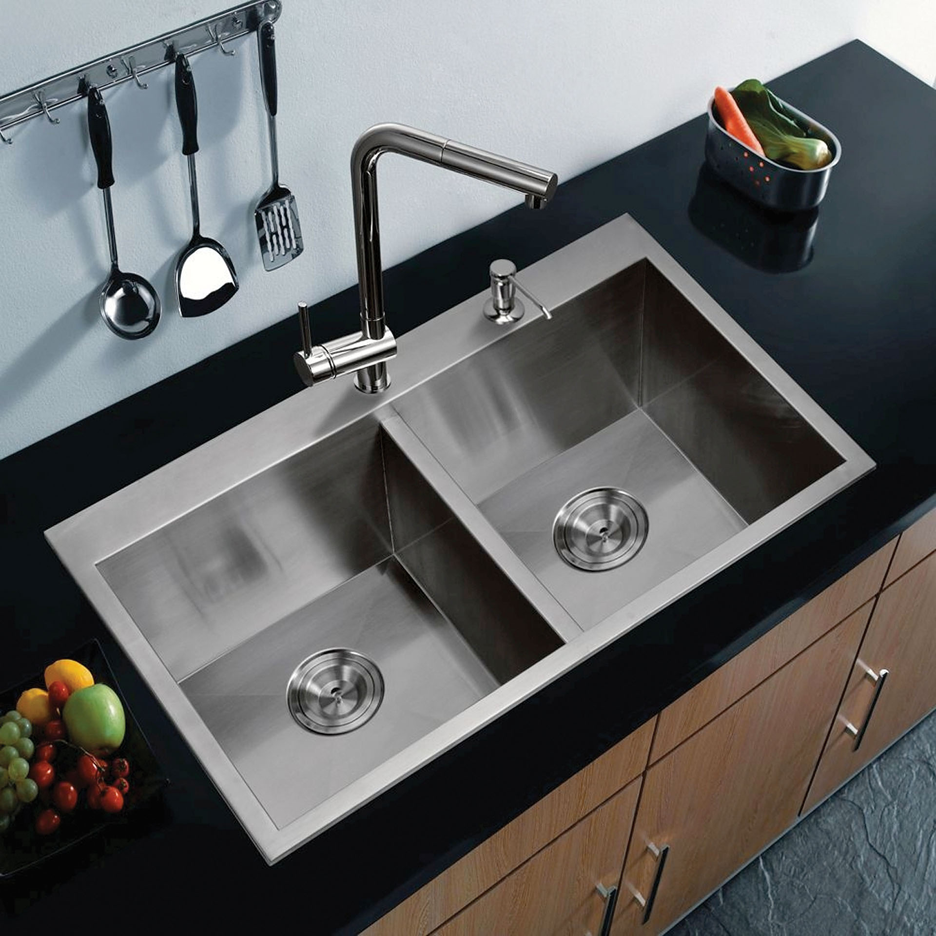 What kind of sink to choose for the kitchen
