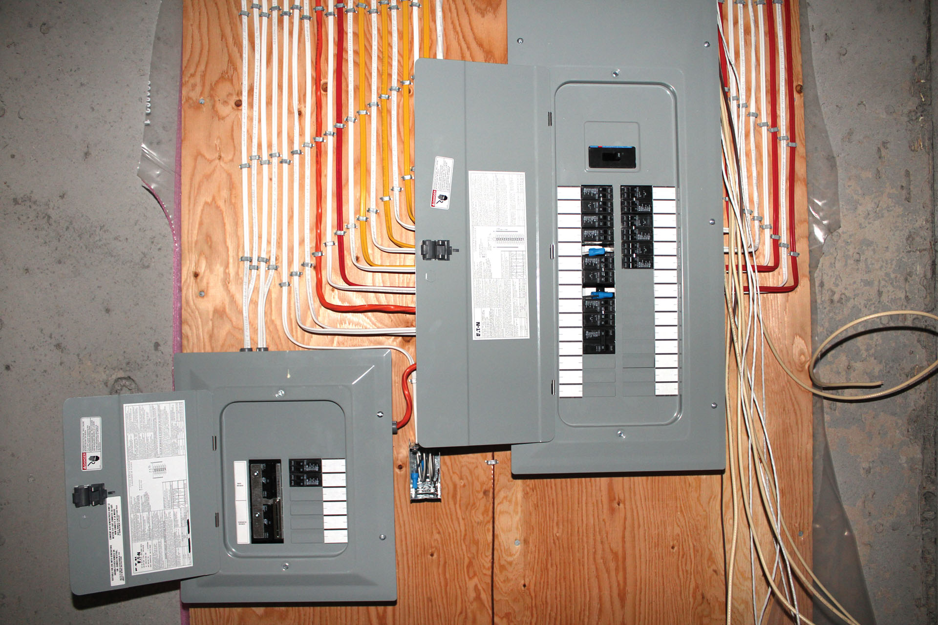 Tips For Installing A Backup Generator In Your Home Cabin Diy Wiring Subpanel An Effort To Get Back Up Power Running Quickly With Little Set And No Extension Cords Mervin Suggests Manual Transfer Switch Along